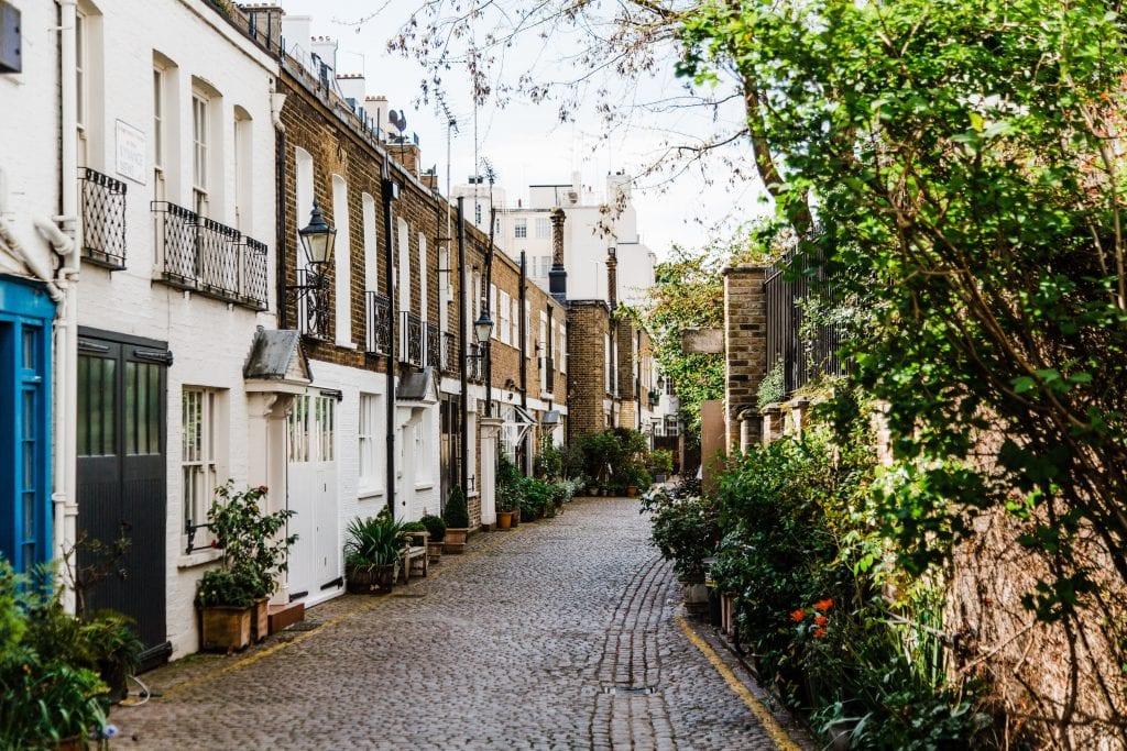 London picturesque spots