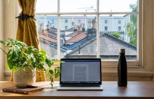 Improving work from home routine in second lockdown