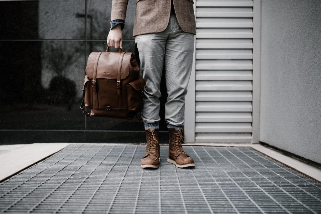 A Sleek Bag Pack