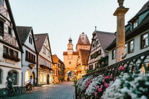 Germany solo travel