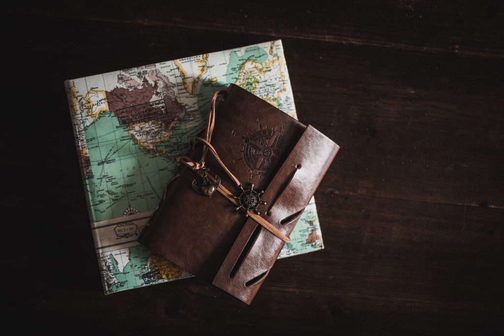 Make a journal of things you want to do