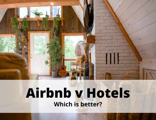 airbnb v hotels