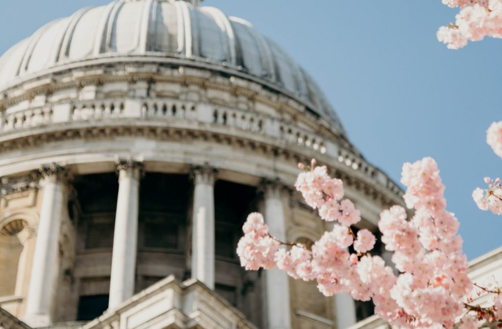 Best time of the year to travel to London, London in Spring