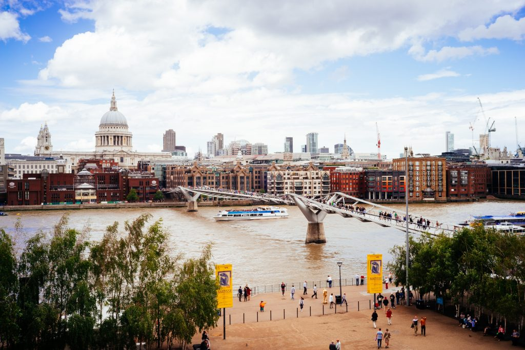 Best time of the year to travel to London, London in summer